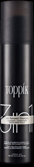 toppik 3-in-1 shampoo